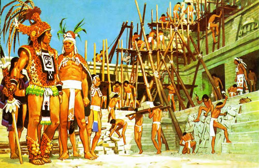 an analysis of the aztec nation Historical and social sciences analysis skills central america, and south america and their effects on mayan, aztec following a review of the nation's.