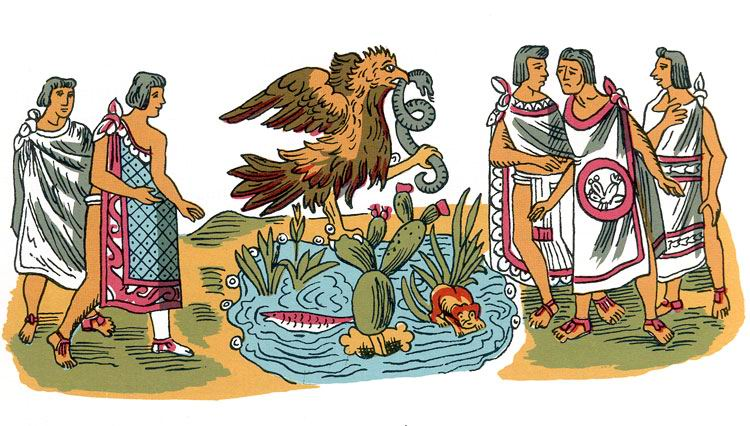 a study of the aztec indians