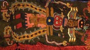 Швеция возвращает древний перуанский текстиль культуры Паракас