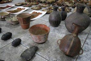 В Перу предотвращена распродажа 180 предметов старины культуры инков, Чиму и Чанкай. Фото - Andina