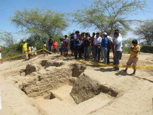 Археологи нашли древний административный комплекс на севере Перу. Фото - ANDINA / Mario Moncada