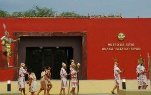 В музее Уака Рахада-Сипан проводят ряд восстановительных работ. Фото: аг-во Andina
