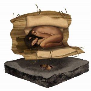 В Асперо (Перу) найдено 4,5-тысячелетнее захоронение женщины высокого статуса. Рис.: агентство Andina
