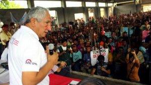 Перуанские индейцы захватили аэропорт, выступая против аргентинской нефтегазовой компании PlusPetrol