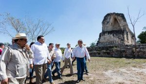 На Юкатане проведут работы по реставрации древнего города майя Кулуба, чтобы открыть его для посетителей. Фото: gruporivas.com.mx