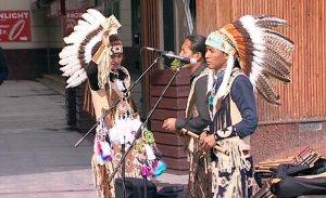 В Россию возвращаются индейские музыкальные коллективы. Фото - кадр из видео / efcate.com