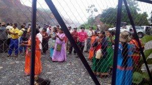 Индейцы Панамы против строительства ГЭС. Фото: www.facebook.com/sin.tierra.changuinola