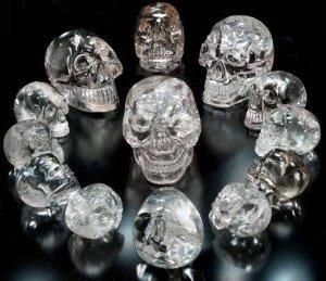Хрустальные черепа - фейки