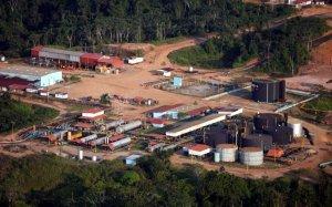 Пример нефтеносного участка в перуанской Амазонии. Лот 192. Архивное фото