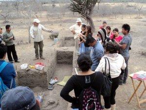 Российские учёные продолжат раскопки памятника Риал Альто (Эквадор) в сентябре 2016 года. Архивное фото 2015 г.