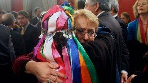 Президент Чили принесла извинения мапуче и объявила «План по признанию и развитию региона Араукания». Фото: аг-во UNO