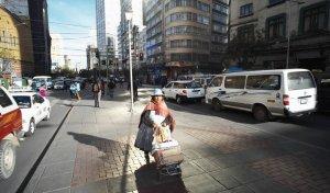 На улицах Ла-Паса, Боливия. Фото: BANCO MUNDIAL / ISTOCK