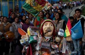 За желаниями в Боливию
