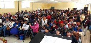 После двух дней обсуждения на съезде Федерации коренных народностей (Conaie), Хорхе Эррера, президент объединения, объявил о решении индейцев присоединиться к общенациональной забастовке, организованной профсоюзами и общественными движениями Эквадора.