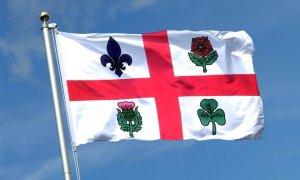 Индейскую символику предлагает добавить на флаг Монреаля его нынешний мэр