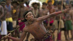 В сентябре 2015 года в Бразилии пройдут первые Индейские международные игры