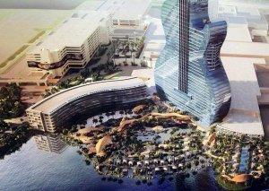 Семинолы и губернатор Флориды обсудили крупнейший в штате игорный проект. Фото: miamiherald.com