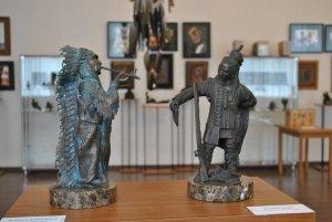 Выставка Германа Феоктистова «Священный круг жизни». Фото: Музей Пензенской области