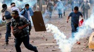Протесты против горнорудного проекта Лас-Бамбас в Перу переросли в беспорядки, есть жертвы