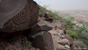 В Мексике найдены наскальные изображения возрастом 6 тысяч лет