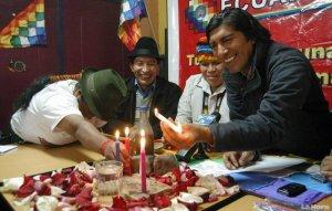 Одна из федераций коренных народов Эквадора собирается провести марш протеста. Фото: La Hora