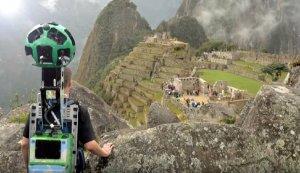 Мачу-Пикчу появился в картографическом сервисе Street View от Google
