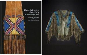 Сент-Луисский художественный музей выпустил каталог «Искусство индейцев Великих равнин раннего резервационного периода». Обложка книги показана слева