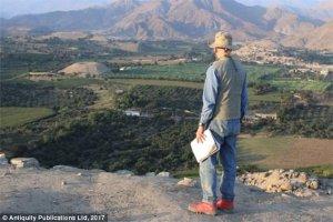 «Вулкан» оказался рукотворной пирамидой