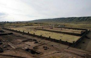 В Тиуанако обнаружены новые строения, дороги и уровни храма Пума Пунку. Фото: David Mercado / REUTERS
