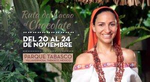 В мексиканском штате Табаско пройдет 4-й Фестиваль шоколада