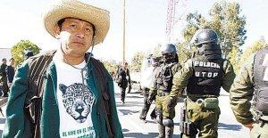 Экс-президент Конфедерации коренных народов Боливии Адольфо Чавес. Архивное фото