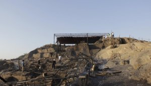 Пожар нанёс серьёзный ущерб 4500-летнему комплексу Вентаррон (Перу)