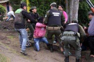 Полиция Аргентины при жёстком выселении общины мапуче убила одного из её членов