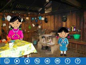 Компьютерные игры помогают детям индейцев Мексики не забыть свой язык