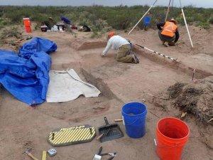 Тысячи древних предметов были найдены во время раскопок в Нью-Мексико. Фото: Xcel Energy