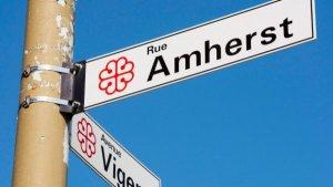 В Монреале меняют название улицы, названной в честь британского генерала Джеффри Амхерста
