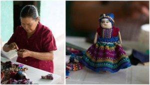 """Кукла """"беспокойства"""" индейцев майя. Фото - blog.novica.com"""