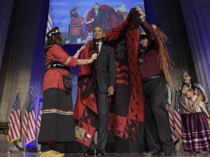В США провели Конференцию племенных наций в Белом доме. Фото: Susan Walsh / AP