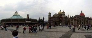 Базилика Пресвятой Девы Гваделупской в Мехико. Архивное фото