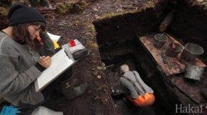 В Британской Колумбии найдено древнейшее поселение индейцев Северной Америки возрастом ок. 14000 лет. Фото: Hakai Institute