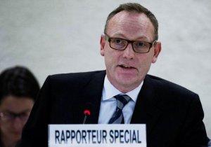 Специальный докладчик ООН по защите прав человека и борьбе с терроризмом Бен Эммерсон