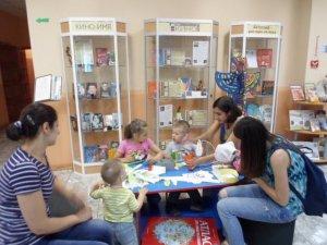 Детская библиотека №66 проводит для юных посетителей акцию «лето индейских снов». Фото: Детская библиотека №66