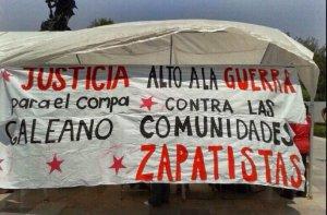 В Чьяпасе парамилитарес снова нападают на сапатистов – убит учитель Галеано