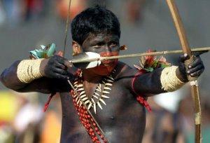 Олимпиада коренного населения американского континента пройдет в Бразилии в сентябре