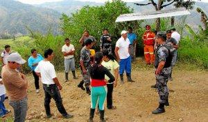 Общины эквадорской провинции Имбабура против горнорудных проектов. Фото - eluniverso.com / Amparito Rosero