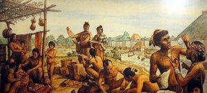 Кахокия миссисипской культуры была плавильным котлом для многих культур. Фото пользователя Flickr emilydickinsonridesabmx