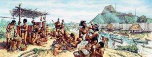 Кто погубил Кахокию – климат, погода или мигранты?