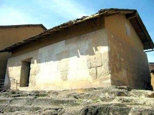«Комната выкупа» инкского императора Атауальпы. Фото - Antonio Velasco / Wikimedia Commons