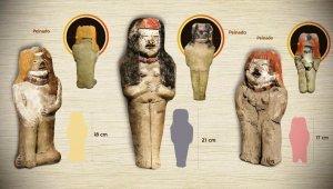 В Перу анонсировали находку 3800-летних глиняных фигурок культуры Норте-Чико