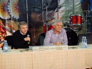 Типифест-2013 в «Этномире»: Гойко Митич, Ванбли Глежка Токахе и другие. Фото - Алексей Борисов / vk.com/id222377606